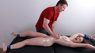 Bounce naked and tickle tortured