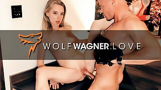 Hotel fuck with Russian beauty Lily Ray! Wolfwagner.love